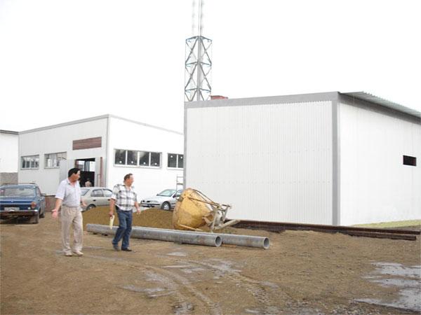 станции водозаборного узла